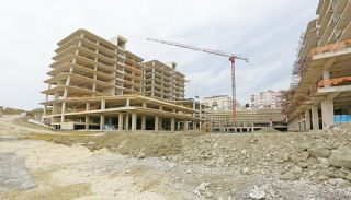 Smartly Designed Luxury Seafront Apartments in Istanbul, Construction Photos-6