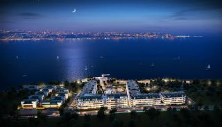 Smartly Designed Luxury Seafront Apartments in Istanbul, Istanbul / Buyukcekmece - video