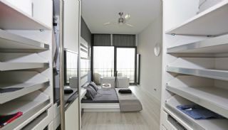 Smartly Designed Luxury Seafront Apartments in Istanbul, Interior Photos-15
