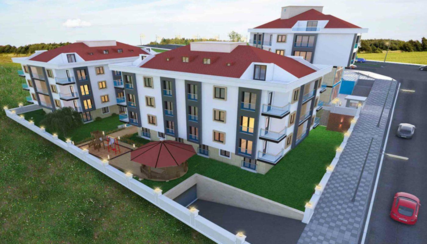 Appartements loin du bruit de la ville istanbul - Appartement de ville hotelier vervoordt ...