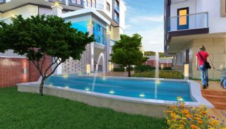 Ready Apartments in Istanbul 1 km to the Marina, Istanbul / Beylikduzu - video