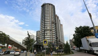 Centrally Located Smart Apartments in Kadikoy Istanbul, Construction Photos-3