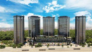 Centraal Gelegen Slimme Appartementen in Kadikoy Istanbul, Istanbul / Kadikoy