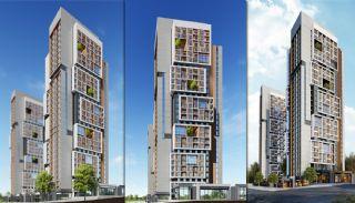 Стильные Квартиры в Стамбуле Вблизи Автомагистрали Басин, Стамбул / Багджылар