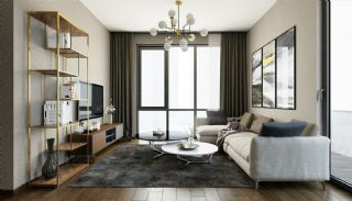 Stylish Istanbul Apartments on the Basin Express Way, Interior Photos-1