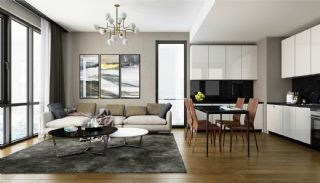 Stylish Istanbul Apartments on the Basin Express Way, Interior Photos-2