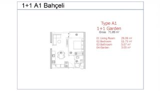 Stylish Istanbul Apartments on the Basin Express Way, Property Plans-1