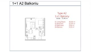 Stylish Istanbul Apartments on the Basin Express Way, Property Plans-2