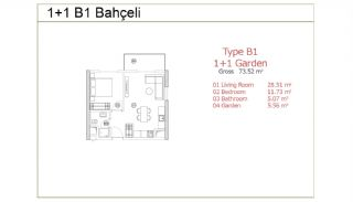 Stylish Istanbul Apartments on the Basin Express Way, Property Plans-5