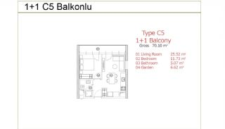 Stylish Istanbul Apartments on the Basin Express Way, Property Plans-10