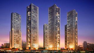 آپارتمانهای با کیفیت در کنار بزرگراه ای-5 در استانبول, استامبول / بیلیکدوزو - video