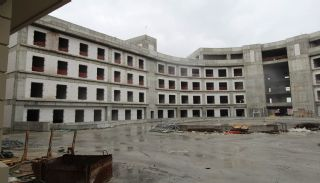 Istanbul Appartementen met Brede Selectie van Faciliteiten, Bouw Fotos-8