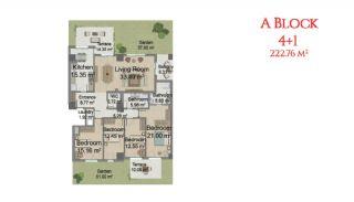 آپارتمانهایی در مرکز استانبول با امکانات جامع, پلان ملک-10