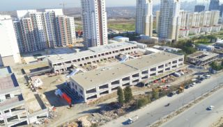 Recently Completed First-Class Real Estate in Istanbul, Construction Photos-4