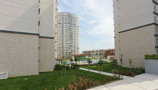 Recently Completed First-Class Real Estate in Istanbul, Istanbul / Bahcesehir - video