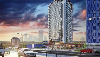 Istanbul Lägenheter Designad som Hem-Kontor på Basın Express Sätt, Istanbul / Bagcilar - video
