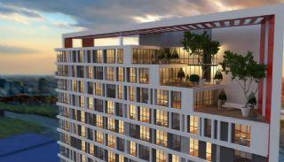 آپارتمان طراحی شده در استانبول به عنوان دفتر کاری, استامبول / باجیلر - video