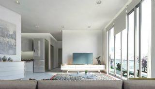 Istanbul Flats Designed as Home-Office on Basın Express Way, Interior Photos-1