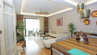 Lake View Apartments in Fully Equipped Project in Istanbul, Interior Photos-1