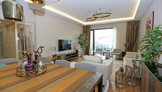 Lake View Apartments in Fully Equipped Project in Istanbul, Interior Photos-2