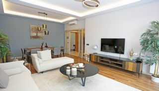 Lake View Apartments in Fully Equipped Project in Istanbul, Interior Photos-3