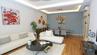 Lake View Apartments in Fully Equipped Project in Istanbul, Interior Photos-4