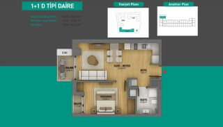 Lake View Apartments in Fully Equipped Project in Istanbul, Property Plans-4