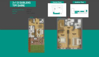 Lake View Apartments in Fully Equipped Project in Istanbul, Property Plans-11