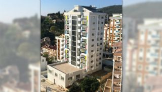 Stylish Turnkey Apartments on the Anatolian Side in Istanbul, Istanbul / Kartal