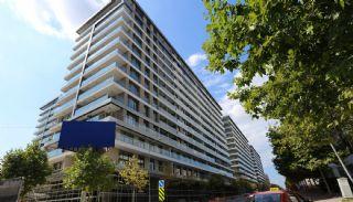 Centrala Lägenheter med Utsikt Över Havet i Istanbul, Istanbul / Beylikduzu - video