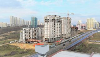 Family Apartments with Environmentalist Features in Istanbul, Construction Photos-1