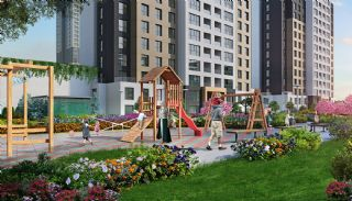 Family Apartments with Environmentalist Features in Istanbul, Istanbul / Avcilar - video