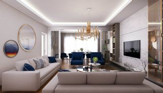 Family Apartments with Environmentalist Features in Istanbul, Interior Photos-3