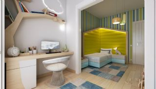 Family Apartments with Environmentalist Features in Istanbul, Interior Photos-14