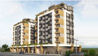 Ready Istanbul Flats Close to Main Arteries of the City, Istanbul / Bagcilar