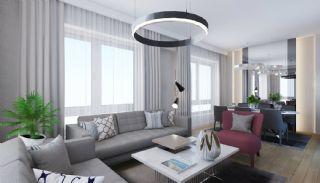 Luxe Appartementen in Istanbul met Aparte Keuken, Interieur Foto-1