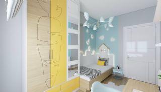 Luxe Appartementen in Istanbul met Aparte Keuken, Interieur Foto-10