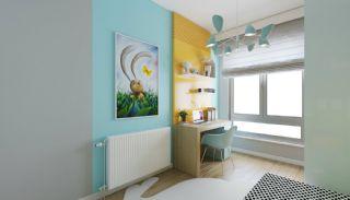Luxe Appartementen in Istanbul met Aparte Keuken, Interieur Foto-11