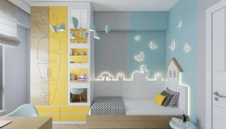 Luxe Appartementen in Istanbul met Aparte Keuken, Interieur Foto-12