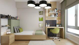 Luxe Appartementen in Istanbul met Aparte Keuken, Interieur Foto-13