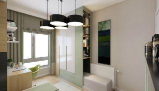 Luxe Appartementen in Istanbul met Aparte Keuken, Interieur Foto-14