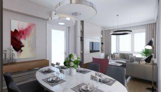 Luxe Appartementen in Istanbul met Aparte Keuken, Interieur Foto-2