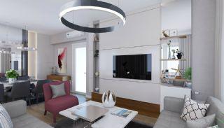 Luxe Appartementen in Istanbul met Aparte Keuken, Interieur Foto-3