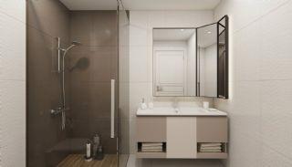 Luxe Appartementen in Istanbul met Aparte Keuken, Interieur Foto-8