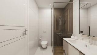 Luxe Appartementen in Istanbul met Aparte Keuken, Interieur Foto-9