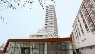 Intelligent Flats in Istanbul in the Residential Complex, Istanbul / Esenyurt - video