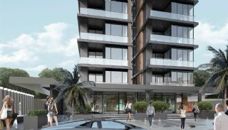 Centraal Gelegen Appartementen in Istanbul met Zeezicht, Istanbul / Kadikoy - video
