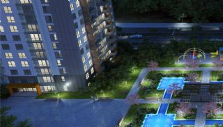 Luxury Istanbul Apartments Close the Highways in Bagcilar, Istanbul / Bagcilar - video