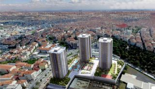 Luxury Istanbul Apartments Close the Highways in Bagcilar, Istanbul / Bagcilar