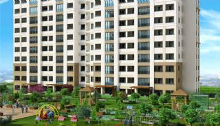 Family Oriented New Flats in Istanbul Basaksehir, Istanbul / Basaksehir - video